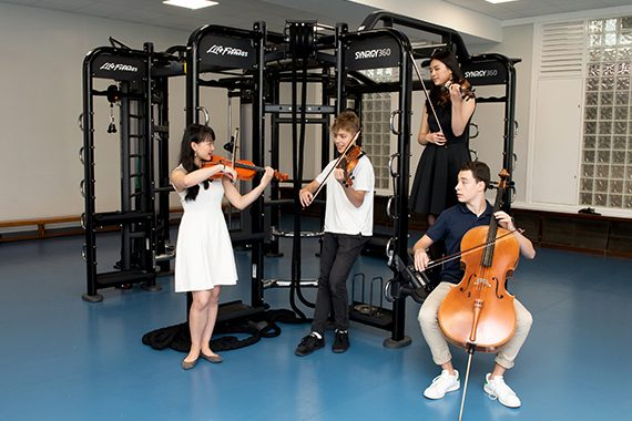 Fit to Perform: mental and physical wellbeing for young musicians