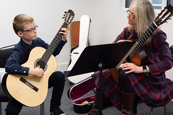 Find a music teacher for your child