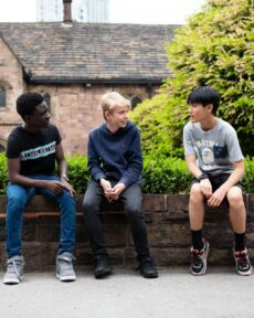 Chetham's School of Music students