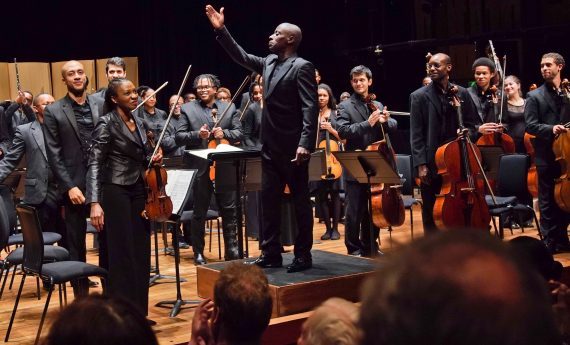 The Chineke! Orchestra
