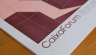 Glen Cutwerk - CaixaForum Print