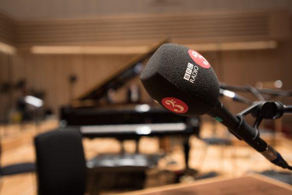 Stoller Hall Opening Weekend BBC Radio 3