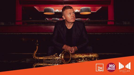 Iain-Ballamy-NQ-Jazz - The Stoller Hall